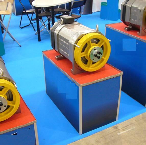 Carcasas y subcomponentes para motores eléctricos